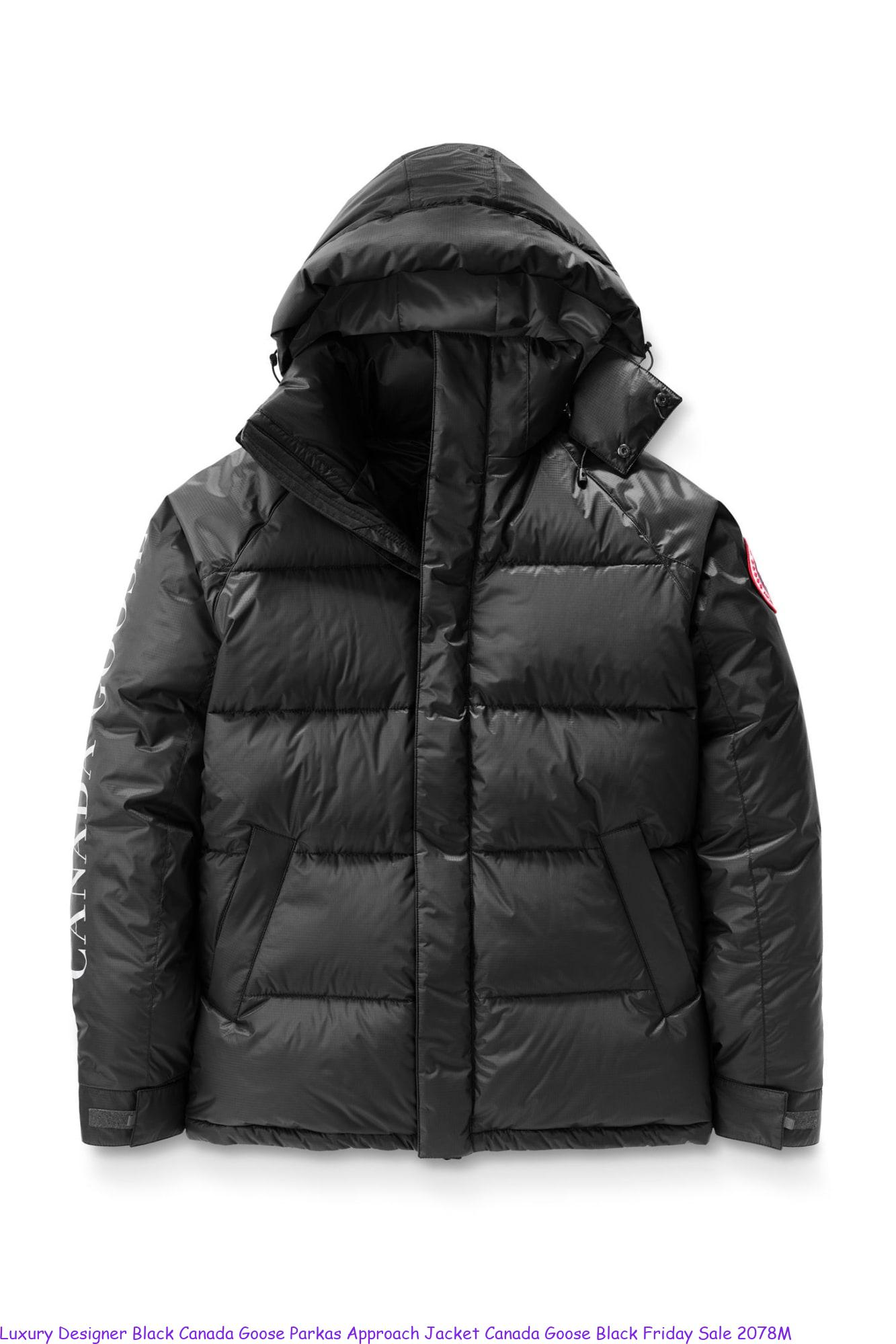 3a9329b38926 Luxury Designer Black Canada Goose Parkas Approach Jacket Canada Goose  Black Friday Sale 2078M – Cheap Canada Goose Outlet Sale