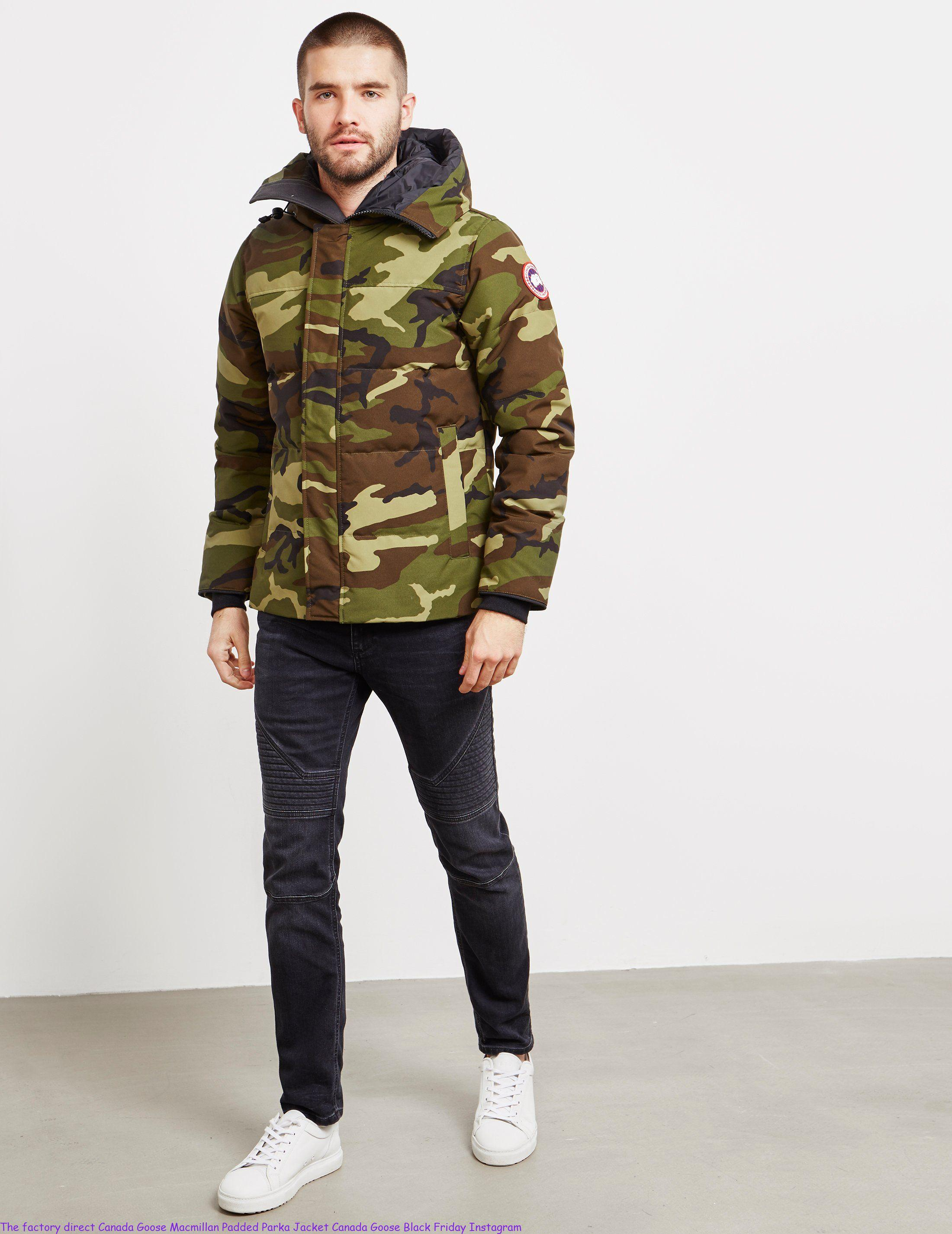 54859683301 The factory direct Canada Goose Macmillan Padded Parka Jacket Canada Goose  Black Friday Instagram – Cheap Canada Goose Outlet Sale | Goose You